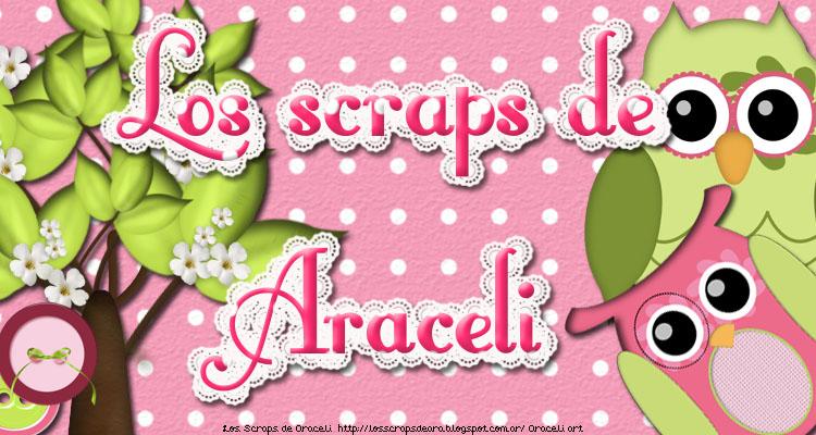 Los scraps de Araceli