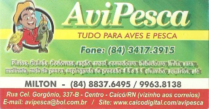 AVIPESCA - Rede Credenciada