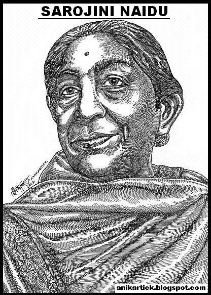 small essay on sarojini naidu Sarojini naidu the bangle sellers bangle sellers are we who bear if it brings you any joy, please consider supporting with a small donation.