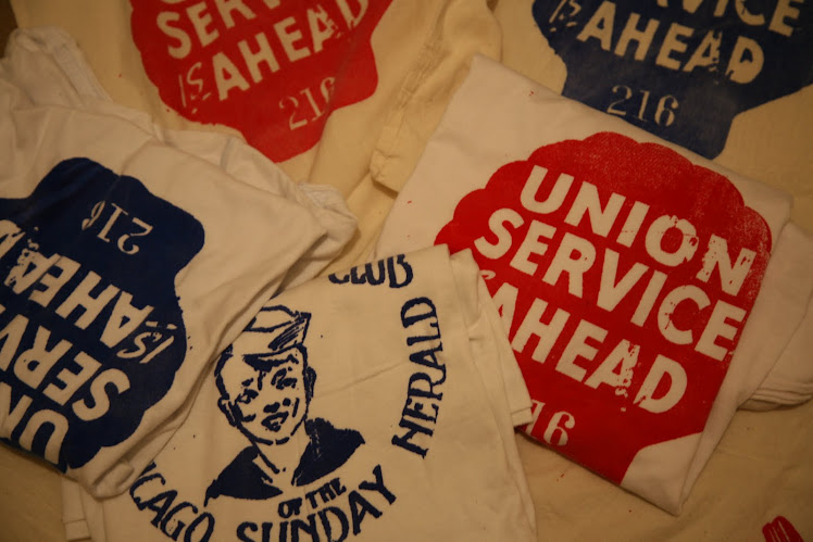 WORKERS TSHIRTS