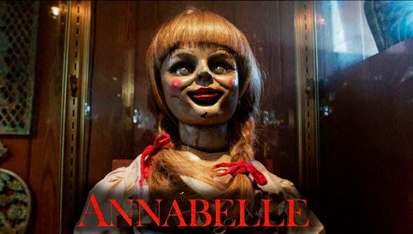 2º tráiler Annabelle