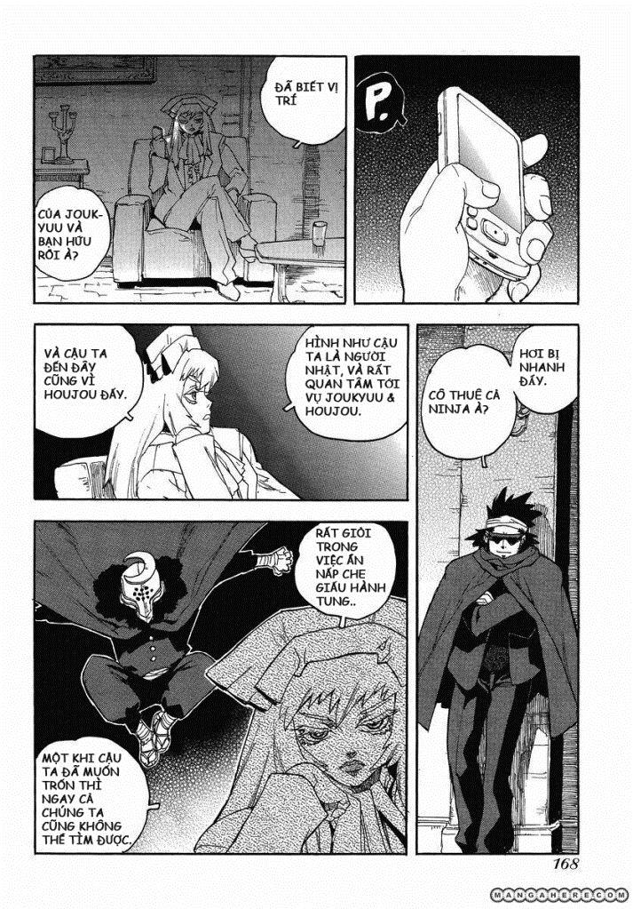 Aiki chap 83 - Trang 29