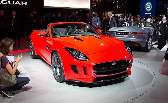 2014 Jaguar F type V8 Release Date