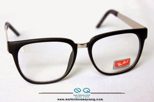 Mắt kính thời trang thương hiệu rayban