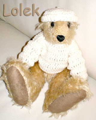 Cicciorsi by Antonella's Bears Top 3 SILP #1