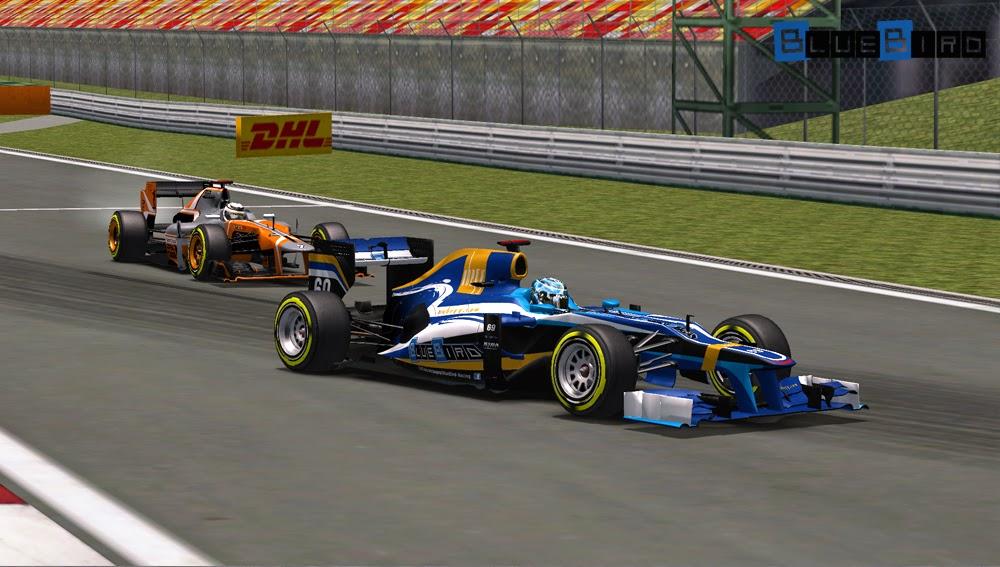 Formula-1 Szentliga, Szentliga, sport, szimulátorbajnokság, Kínai Nagydíj, BlueBird Racing,