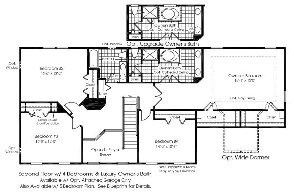 Avalon floor plan ryan home home design and style for Avalon floor plan