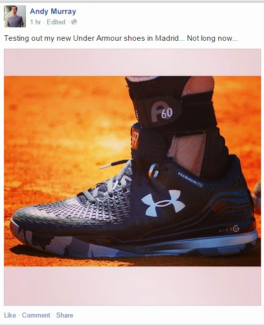 Armour's be shoeAnother tennis Sneaker Blog this Could Under first BoQdsrtCxh