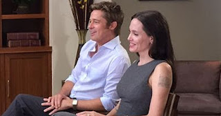 NBC Today Show: Angelina Jolie & Brad Pitt [Video]