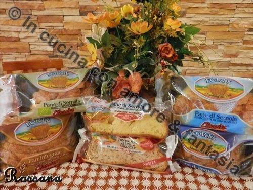 in cucina con amore & fantasia: il pane forte - In Cucina Con Amore