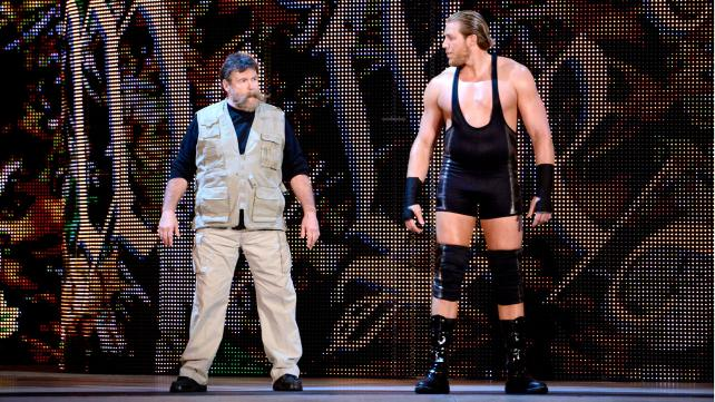 Jack Swagger Zeb Colter Dutch Mantel Raw WWE Real Americans