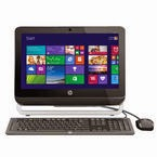 Flipkart: Buy HP 18-1310in 18.5″ All-in-One Desktop at Rs.19999 only