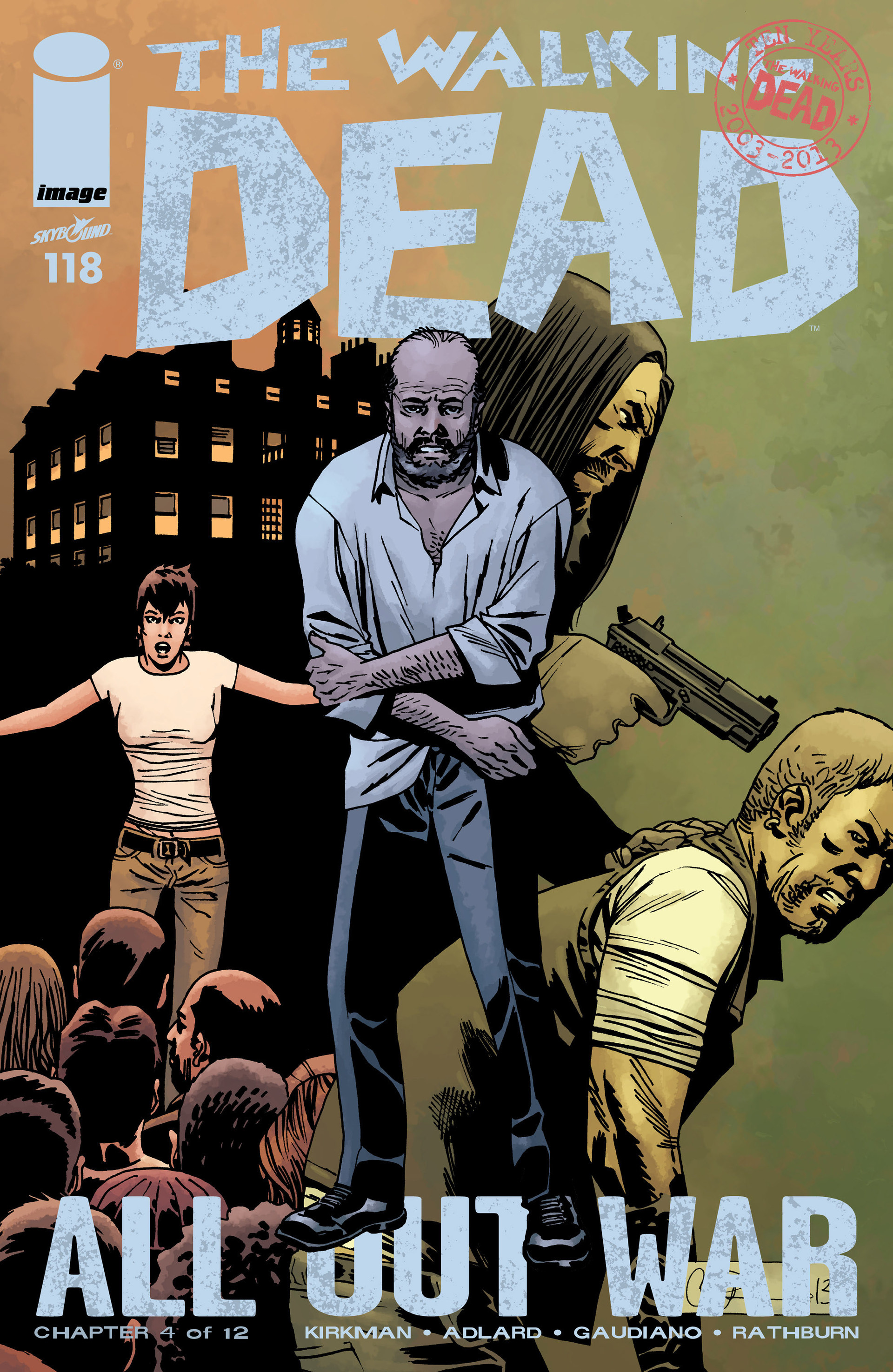 The Walking Dead 118 Page 1