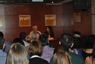 """Presentación de """"Bilis"""" en la FNAC de Valencia"""