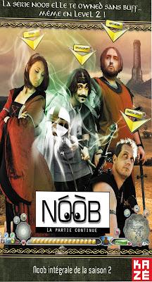 NOOB, saison 2