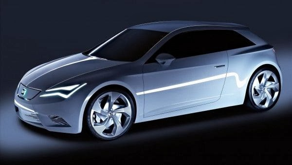 2011 Seat IBE Concept 2 Wallpaper For Android