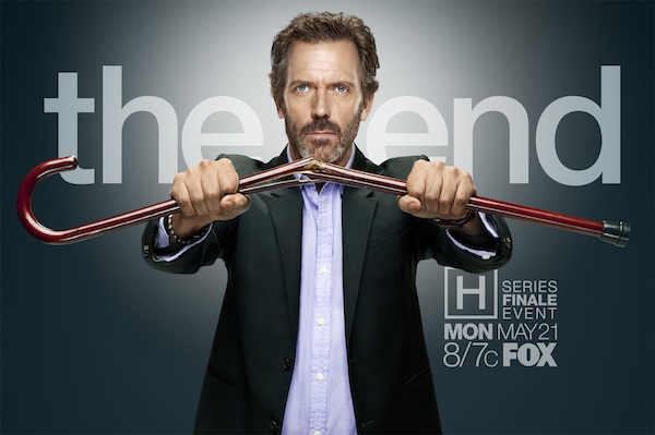 House MD final episode, final season, finale, the end, Hugh Laurie