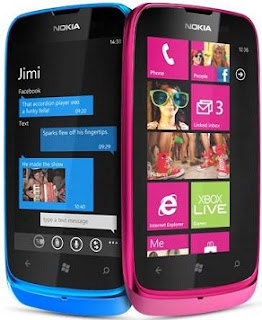 Nokia Lumia 610 Windows 7.5 Mango OS Phone