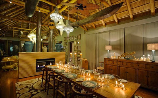 Safari Fusion blog | Khaki fever | Private safari lodgings at Phinda Homestead, South Africa