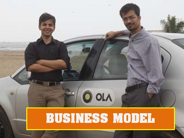 OLA CABS BUSINESS & REVENUE MODEL