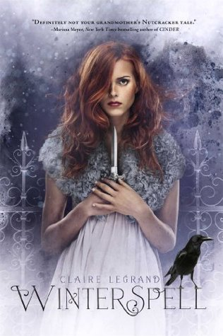 Arc Review: Winterspell by Claire Legrand