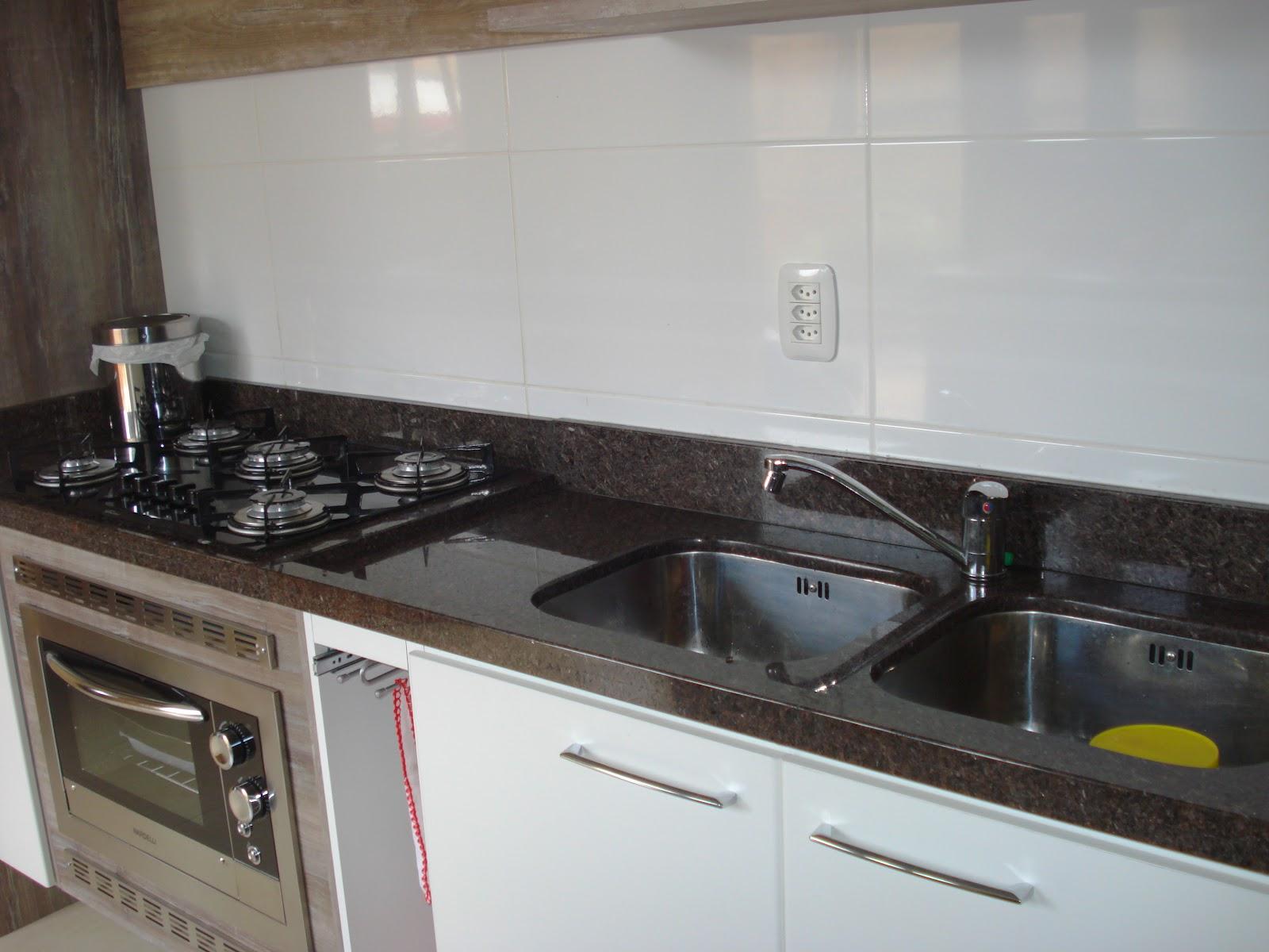Cozinha de Granito Café Imperial Marmoraria MPK #6E6043 1600x1200