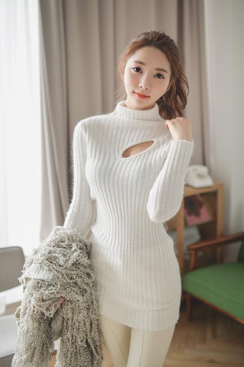 Park Sooyeon Slim in White