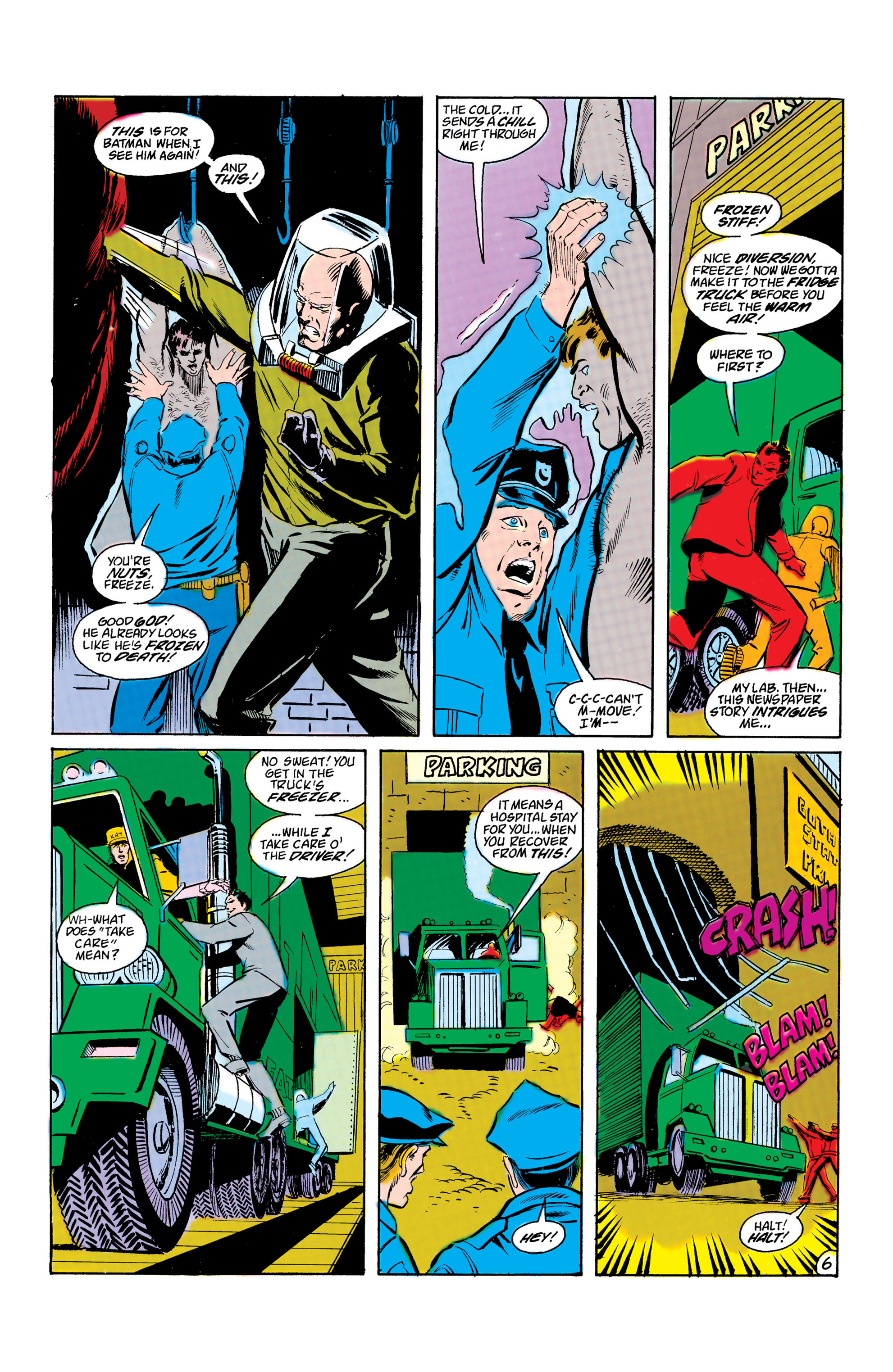 Detective Comics (1937) Issue #595 Page 20