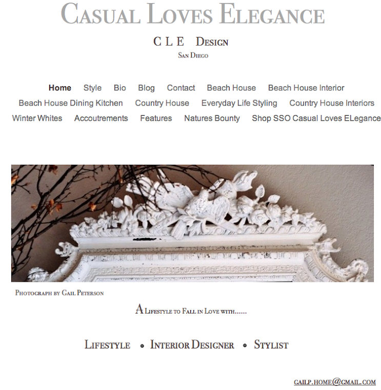 CASUAL LOVES ELEGANCE.com
