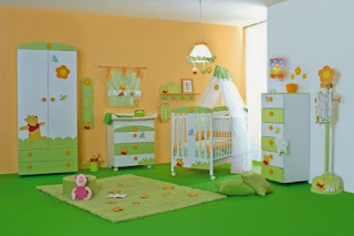winnie the pooh nursery decorating ideas