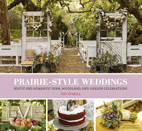 Published, PRAIRIE-STYLE WEDDINGS Book
