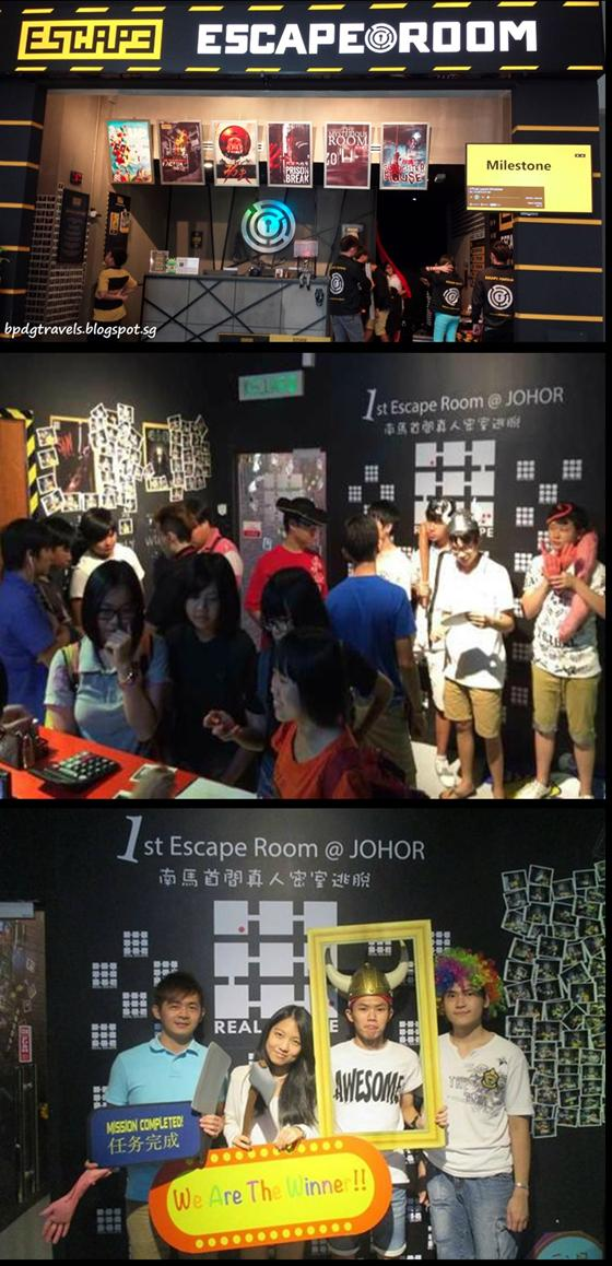 The Escape Room ( Sutera Mall )