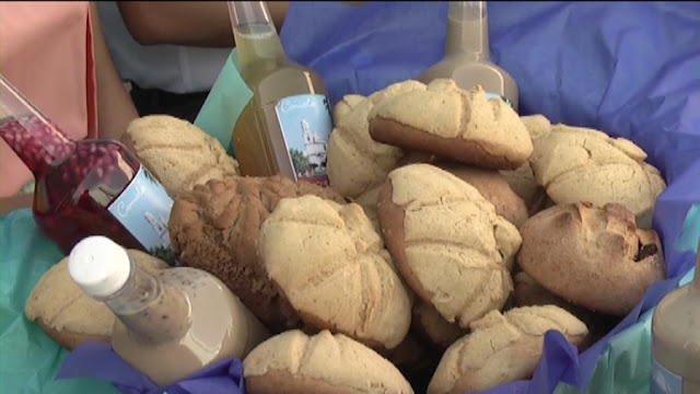 Feria del ponche, pan café