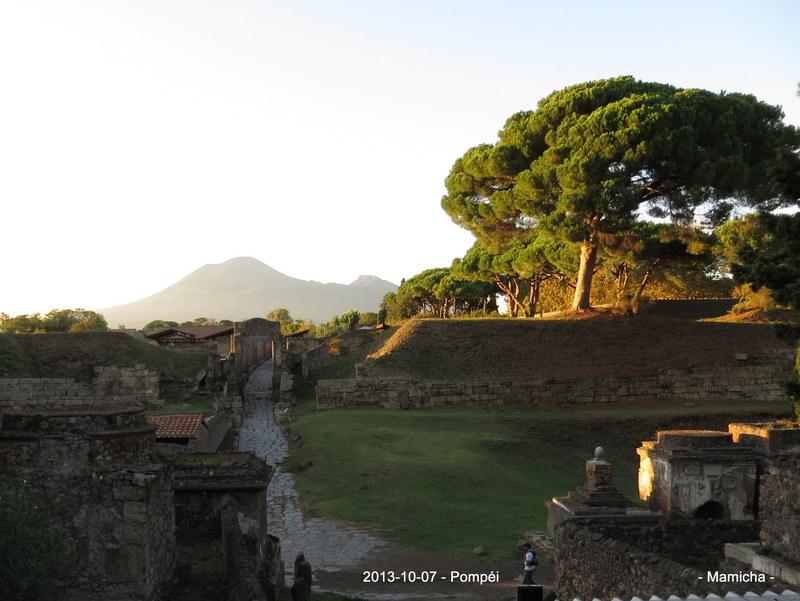 Vesuvio - sa majesté Le Vésuve Gazoline+Italia-Sicilia+099-001