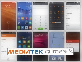 MIUI v5 Rom For Galaxy S5 Clone MT6572
