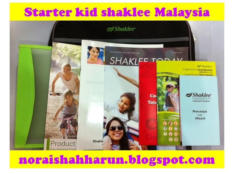 Bag kit shaklee Malaysia