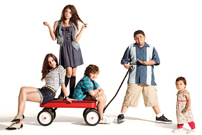 Modern Family niños