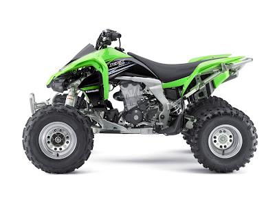 2011-Kawasaki-KFX-450-R-Green