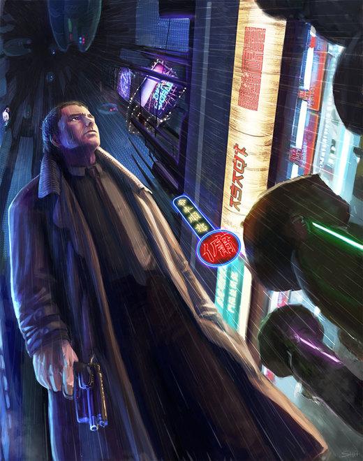 Blade Runner por Shadowcat2503