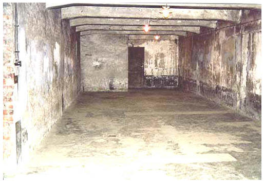 gas chambers in holocaust. This Was Not A Gas Chamber
