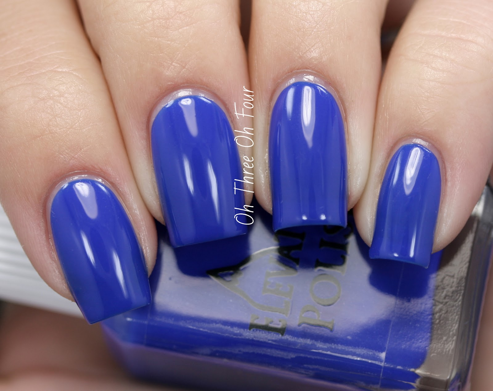 Elevation Polish Pic de Sotllo Swatch