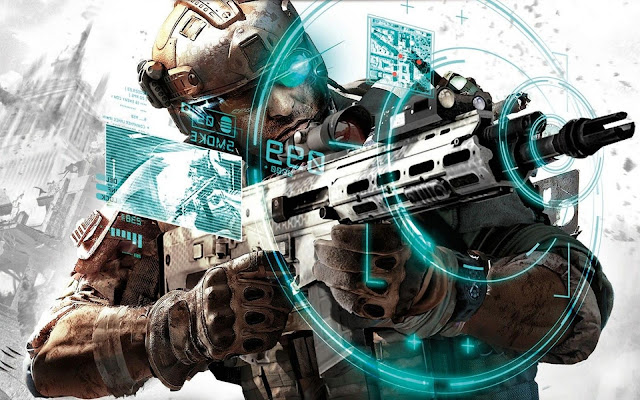 Ghost Recon Game Wallpaper HD