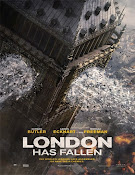 Pelicula Londres bajo fuego (London Has Fallen) (2016)