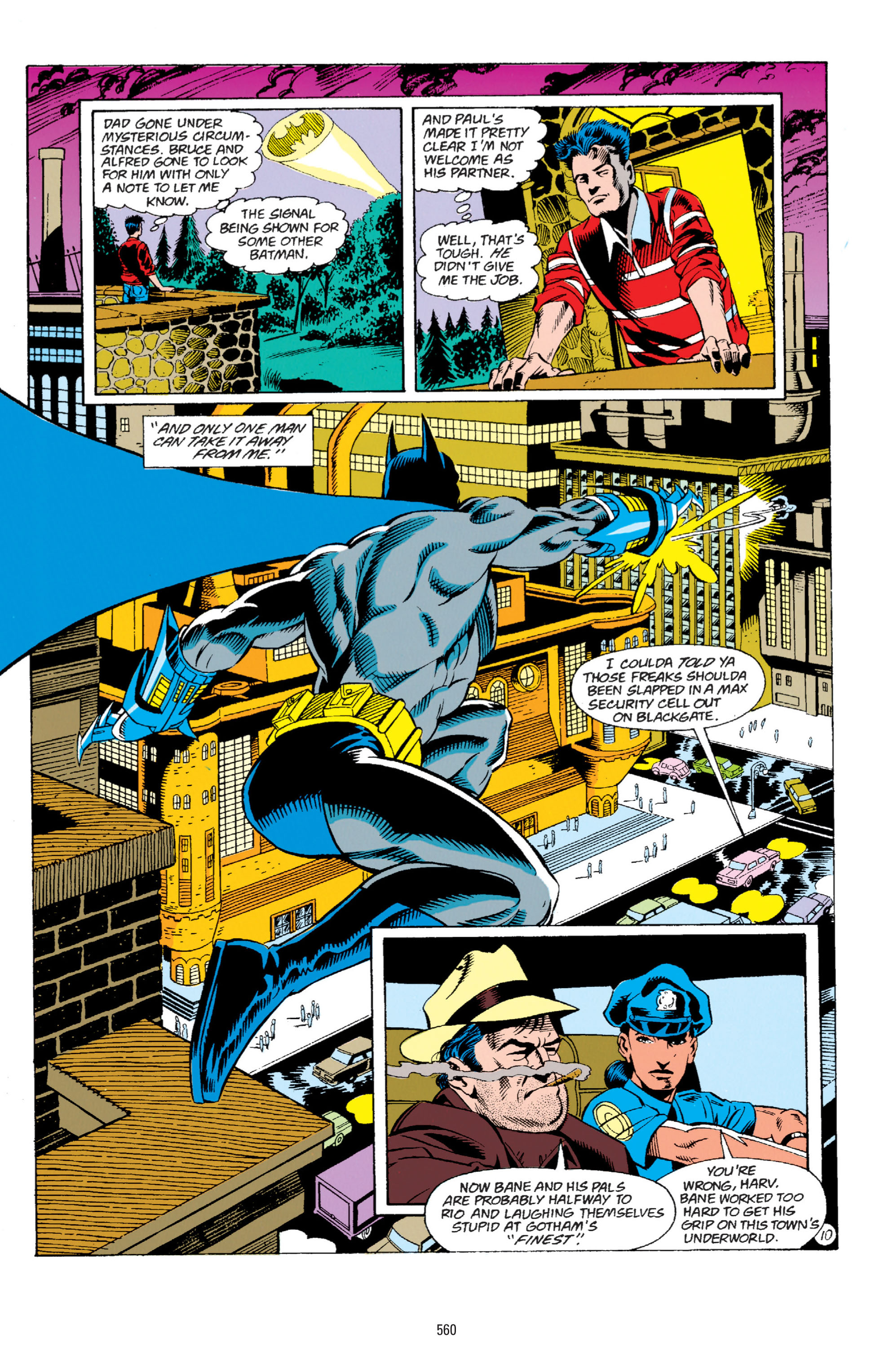 Detective Comics (1937) Issue #666 Page 11