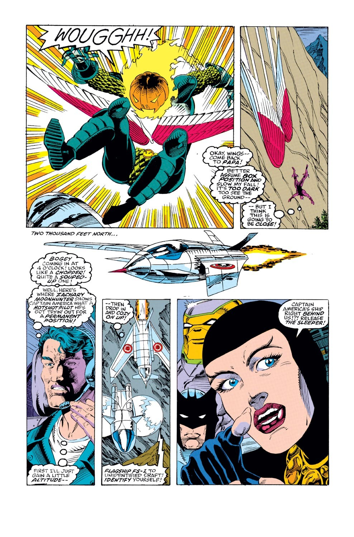 Captain America (1968) Issue #410 #359 - English 11