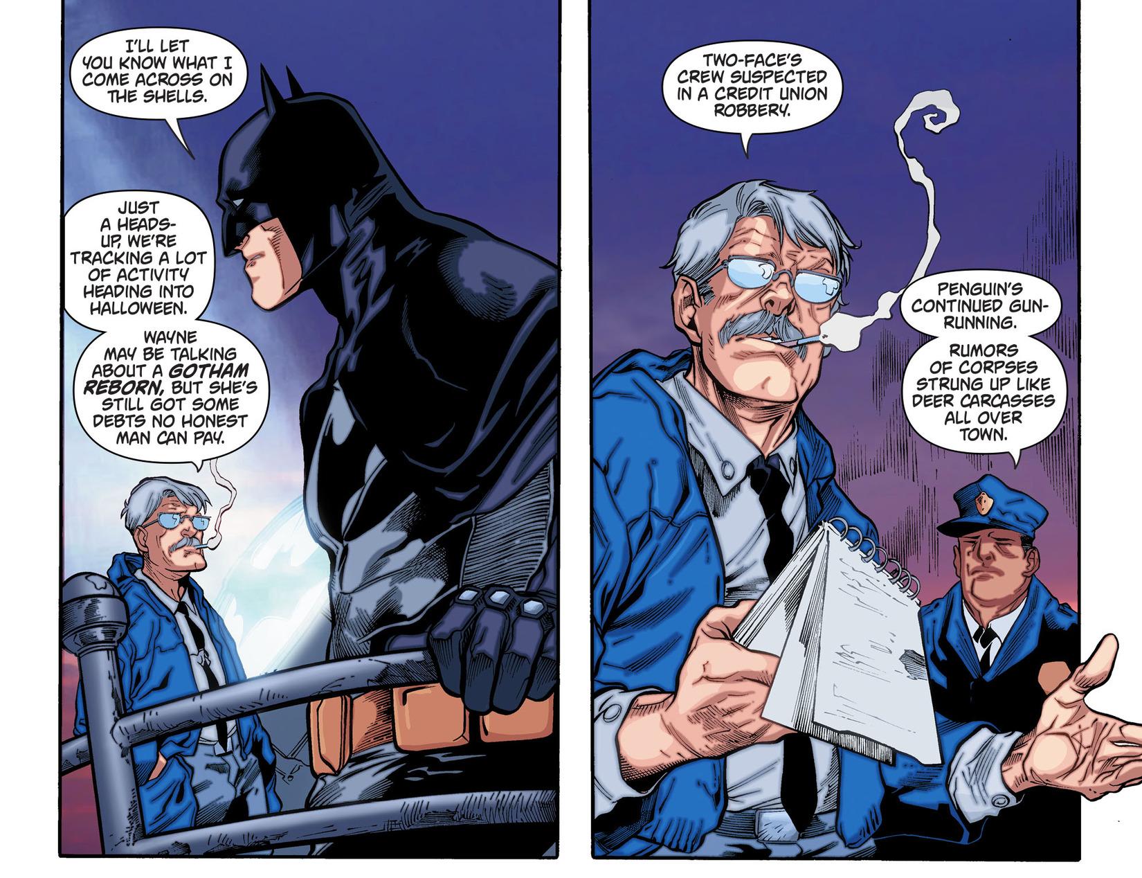 Batman: Arkham Knight [I] chap 39 pic 7