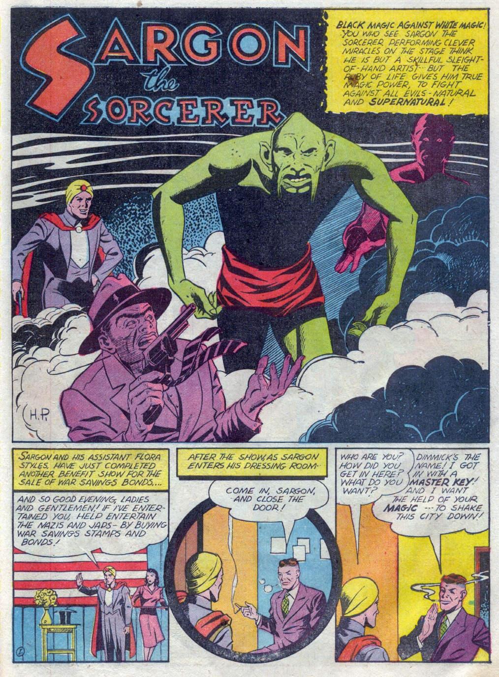 Read online All-American Comics (1939) comic -  Issue #45 - 54