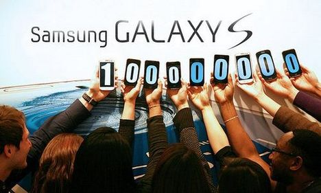 Samsung, Android Smartphone, Smartphone, Samsung Smartphone, Samsung Galaxy S, Galaxy S
