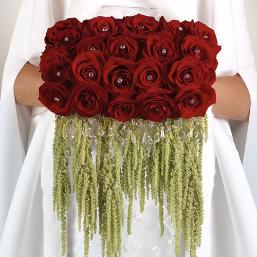 Unique Wedding Ideas Muff Bouquet
