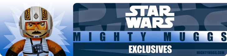 Star Wars Mighty Muggs Banner Exclusives